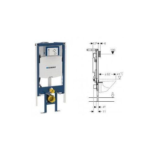 Geberit Duofix do WC narożny, Sigma, H112 111.390.00.5 - produkt z kategorii- Stelaże i zestawy podtynkowe