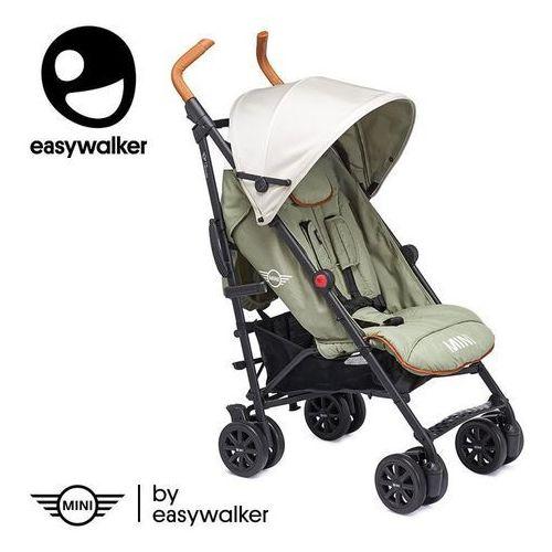 Mini by buggy+ wózek spacerowy z osłonką przeciwdeszczową greenland kolekcja 2018 marki Easywalker
