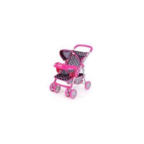 Baby Mix Alexis Wózek dla Lalki 9304BWT-1218 - oferta [055e65247515344b]
