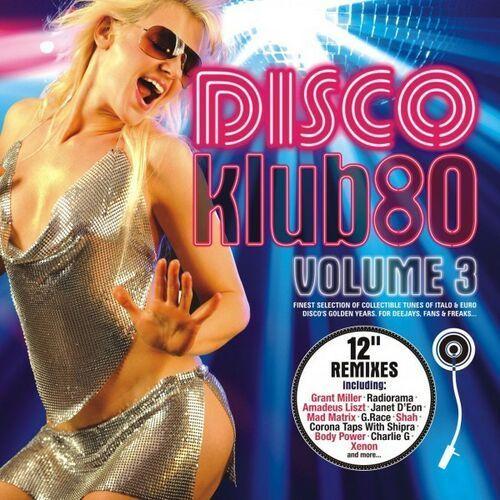 4ever music Różni wykonawcy - disco klub 80 vol.3 (5902114894733)