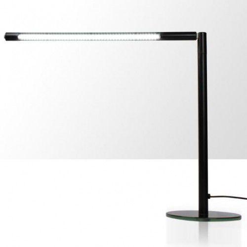 Lampka na biurko led 4w - rurka - czarna marki Splendore