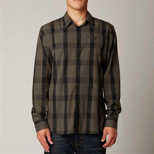 koszule FOX - Erik Dark Fatigue (161) rozmiar: 2X - sprawdź w Snowbitch