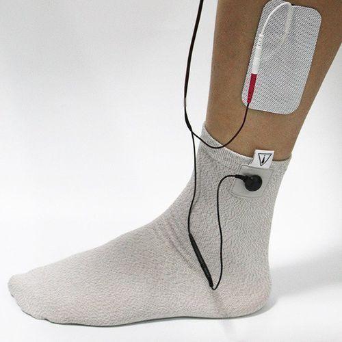 Roovjoy Skarpeta przewodząca do elektrostymulacji stopy