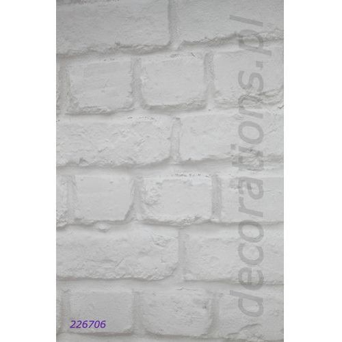 Tapeta Rasch cegła mur AQUA RELIEF 2014 226706 - sprawdź w wybranym sklepie