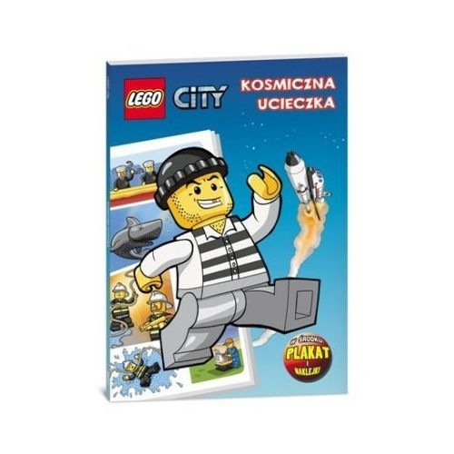 LEGO City Kosmiczna ucieczka, pozycja wydawnicza
