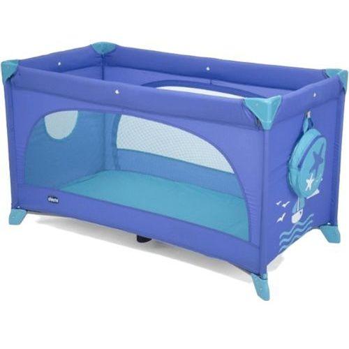 CHICCO Łóżeczko turystyczne Easy Sleep 15 marine - produkt z kategorii- łóżeczka turystyczne