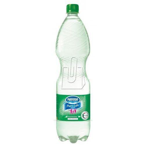 pure life aquarel 6x1,5l woda gazowana źródlana marki Nestle
