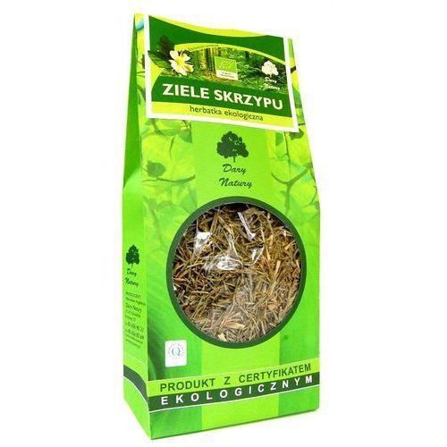 Dary natury - herbatki bio Herbatka z ziela skrzypu bio 100 g - dary natury