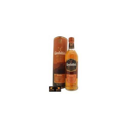 Whisky Glenfiddich 14YO Rich Oak 0,7l