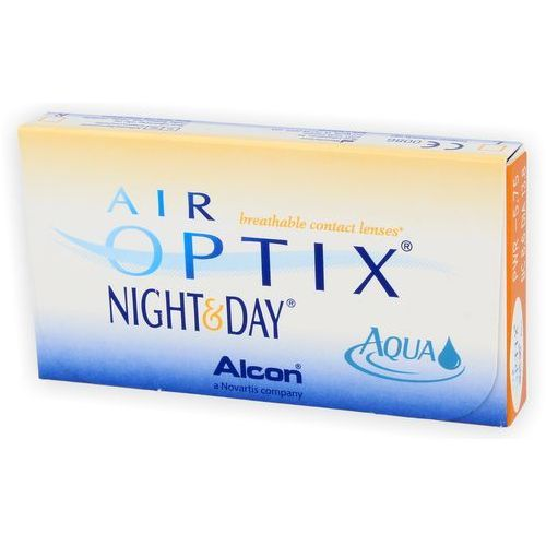 Air Optix Night & Day Aqua 3 szt., 0E05-3509F