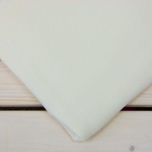Dresówka drapana z meszkiem kolor: Śmietankowy II GAT