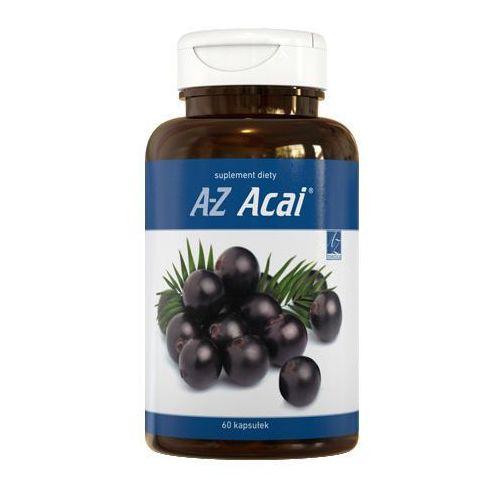A-Z Acai 350mg 60 kapsułek - oferta [050ed74893af9587]