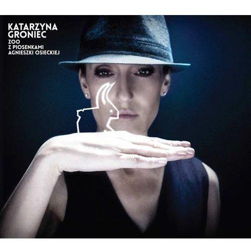 Katarzyna Groniec - Zoo z piosenkami Agnieszki Osieckiej (CD+DVD) (0825646035366)