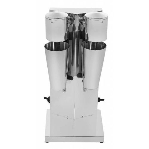 Shaker do koktajli 2 głowice | 2x300w | 340x270x(h)570mm marki Cookpro
