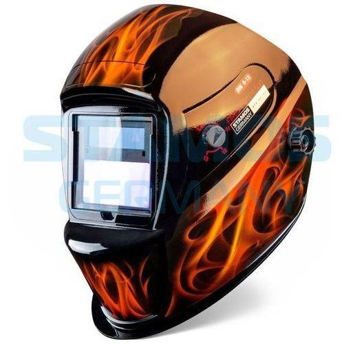 Automatyczna maska spawalnicza firestarter 500 od producenta Stamos germany