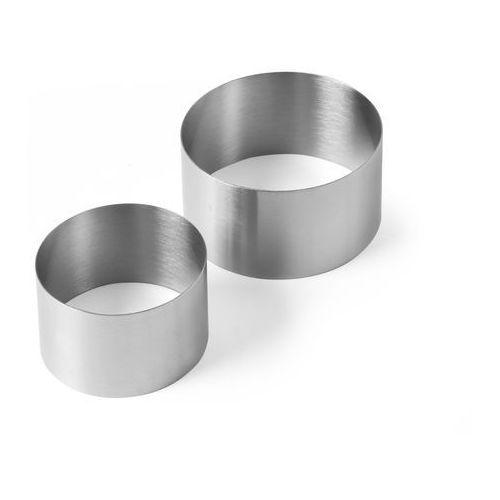 Pierścień, rant kucharsko-cukierniczy o średnicy 70 mm | , 512104 marki Hendi