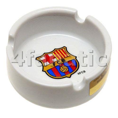 popielniczka ceramiczna FC Barcelona WH