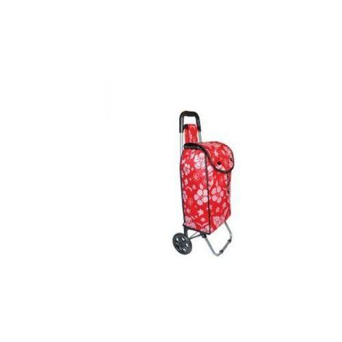 Semi Line 4038 Wózek na zakupy czerwony (wózek na zakupy)