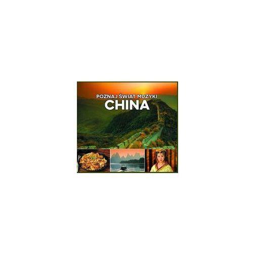 Poznaj świat muzyki China. Darmowy odbiór w niemal 100 księgarniach!