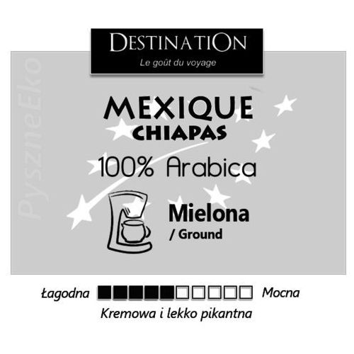 211destination Kawa 100% arabica meksyk mielona 250g - destination (3700112016018)