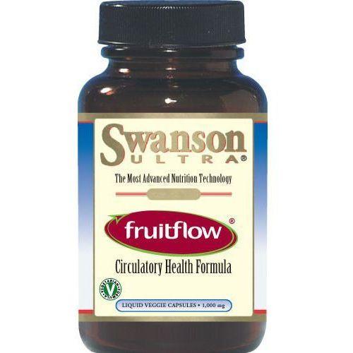 Swanson Fruitflow 90 kaps, kategoria: pozostałe zdrowie