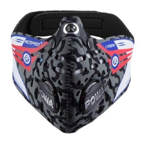 Maska antysmogowa RESPRO Cinqro Camo XL + Zamów z DOSTAWĄ JUTRO! + DARMOWY TRANSPORT!