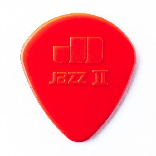 Dunlop 47R2N Jazz II - kostka gitarowa 1.18mm (czerwona)