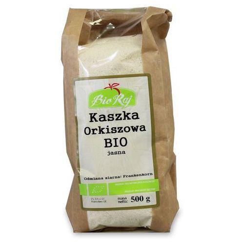 Kaszka orkiszowa - manna jasna BIO 500g, 5907738150296