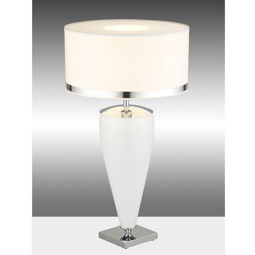 Lampka Argon Lorena 357 1x60W E27 biała duża