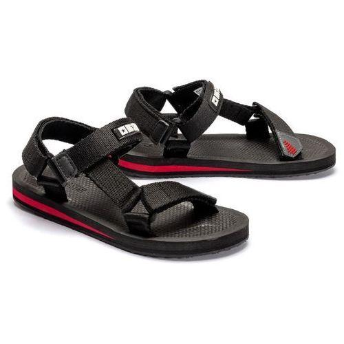 dd274a282 czarny, sandały damskie marki Big star