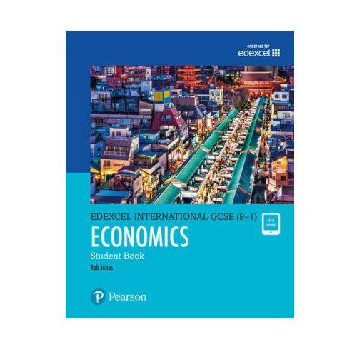 Pearson Edexcel International GCSE (9-1) Economics Student Book (9780435188641)