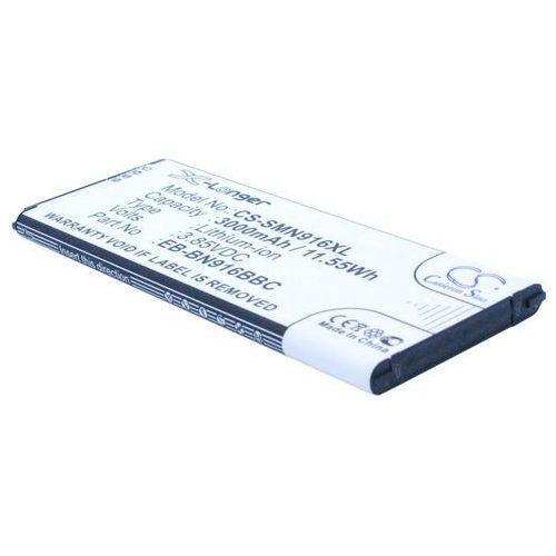 Samsung galaxy note 4 / eb-bn916bbc 3000mah 11.55wh li-ion 3.85v () marki Cameron sino