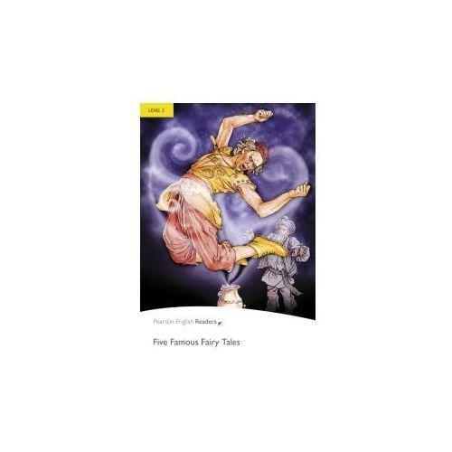 Five Famous Fairy Tales Book & MP3 Pack: Level 2 - wyślemy dzisiaj, tylko u nas taki wybór !!!, Pearson