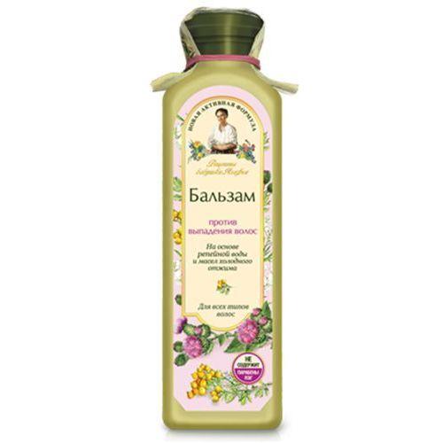 Balsam Agafii - przeciw wypadaniu - dla wszystkich rodzajów włosów