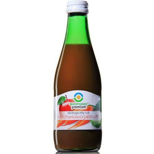 Sok jabłkowo-marchwiowy bio 6x300ml marki Bio food