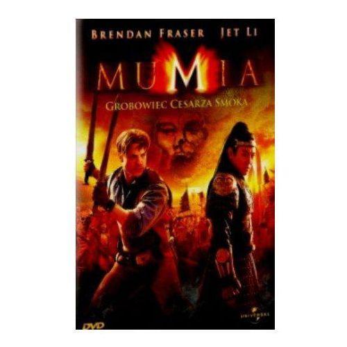 Mumia 3 - Grobowiec cesarza smoka (DVD) - Alfred Gough, Miles Millar OD 24,99zł DARMOWA DOSTAWA KIOSK RUCHU, 57793002793DV (195788)