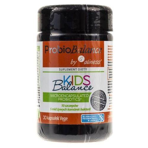 ProbioBalance Kids Balance probiotyk - 30 kapsułek (5903242580338)