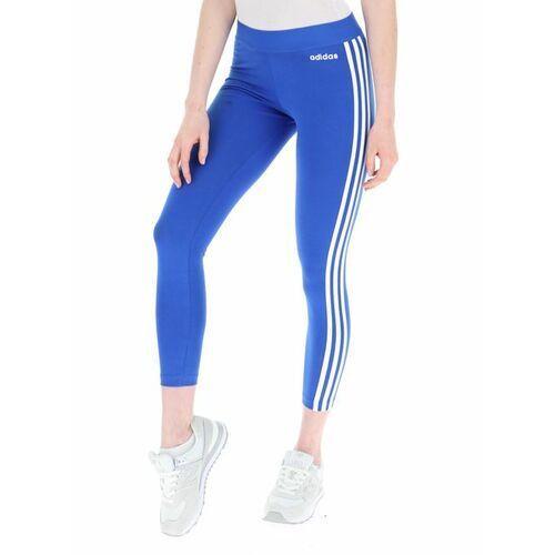 Legginsy damskie adidas W Essentials 3S Tight niebieskie FM6701, kolor niebieski