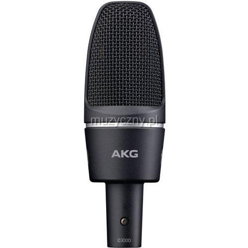 Akg c-3000 mikrofon studyjny