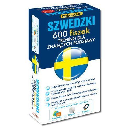 FISZKI Szwedzki 600 Fiszek. Trening dla Znających Podstawy + CD (2014)