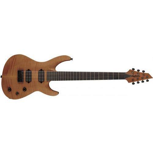 usa select b7, ebony fingerboard, walnut stain gitara elektryczna marki Jackson