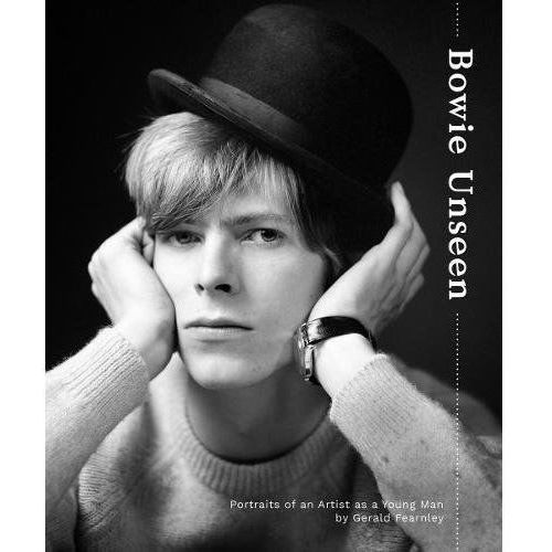 Bowie Unseen: Portrait of an Artist as a Young Man (9781851498642)