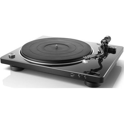 Denon dp-450usb czarny - automatyczny gramofon analogowy   usb   raty 0%   gwarancja 3-lata