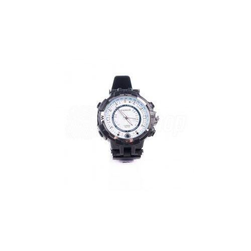 Spy shop Minikamera wifi fox8 ukryta w męskim zegarku sportowym