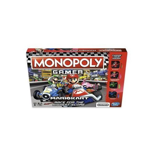 Hasbro monopoly gamer mario kart -en- (5010993509799)