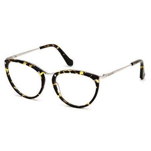 Okulary korekcyjne ba5046 55a marki Balenciaga