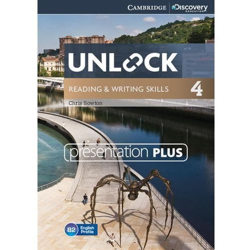Unlock: Reading and Writing Skills 4. Presentation Plus DVD-ROM (2014)