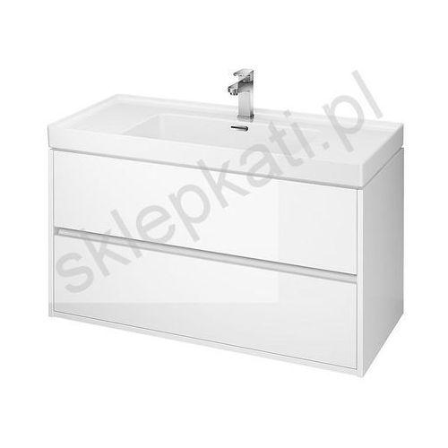 CERSANIT CREA Szafka podumywalkowa 100, biała S924-021