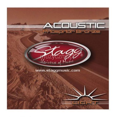 Stagg el1052 struny do gitary elektrycznej 10-52
