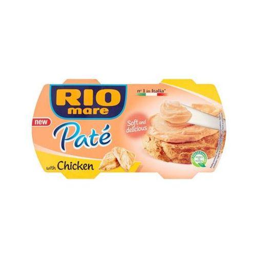 2x84g pasztet z kurczaka marki Rio mare